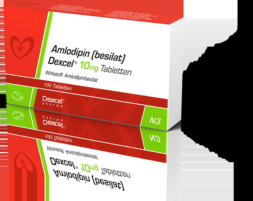 Amlodipin (besilat) Dexcel<sup>®</sup>