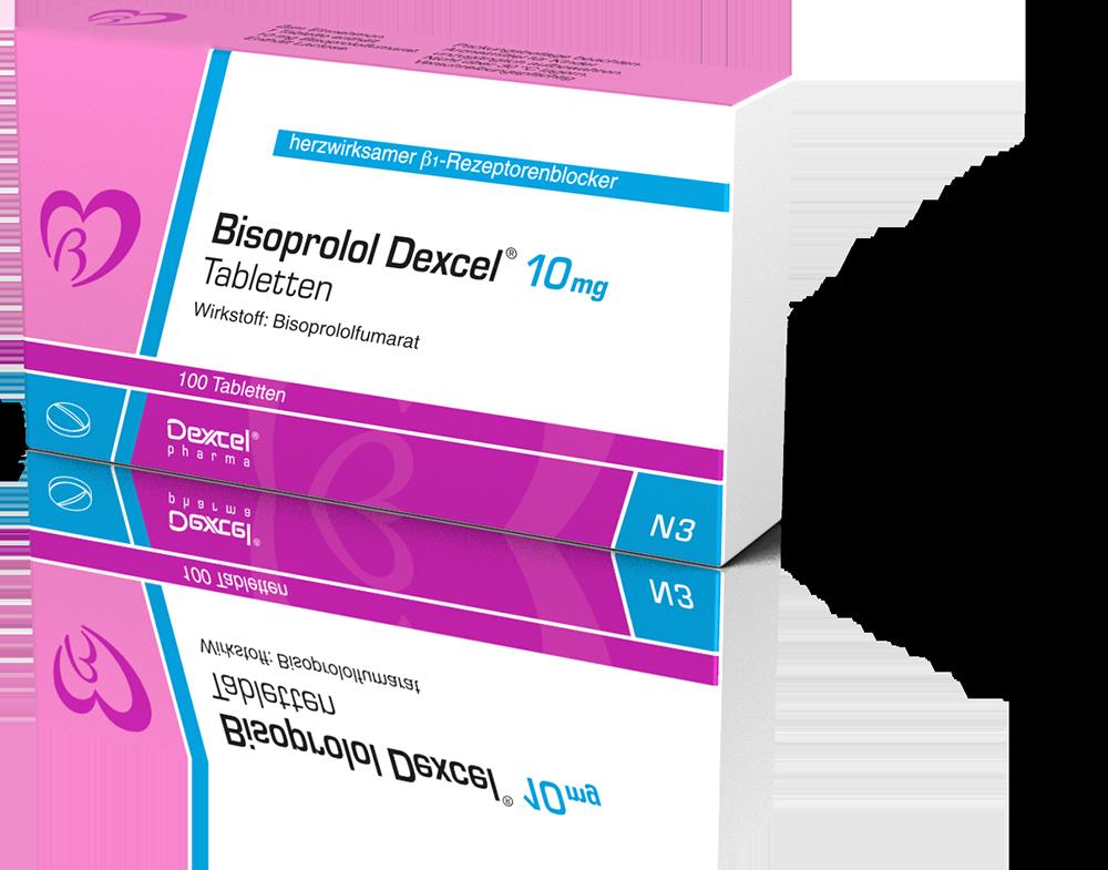 Bisoprolol Dexcel<sup>®</sup>