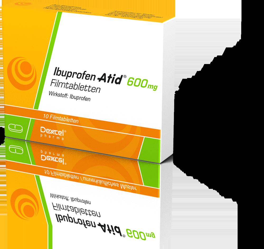 Ibuprofen Atid<sup>®</sup>