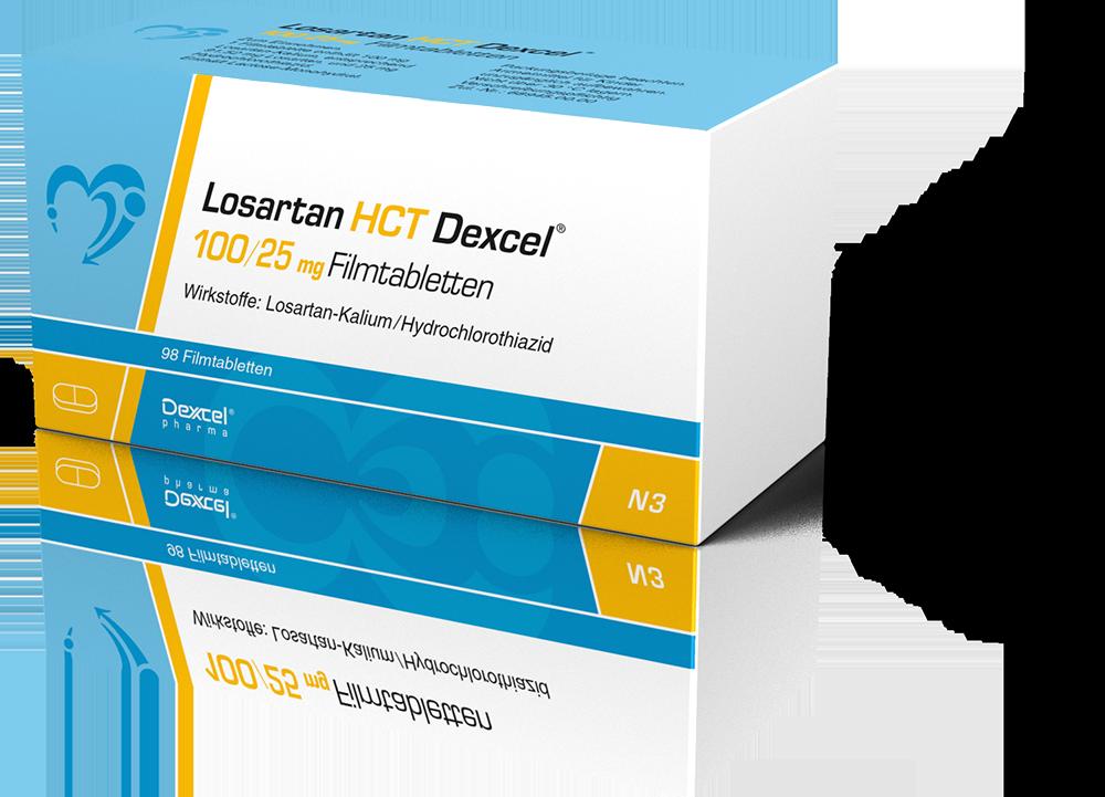 Losartan HCT Dexcel<sup>®</sup>