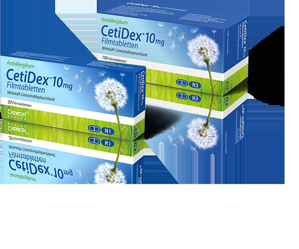 CetiDex<sup>®</sup>